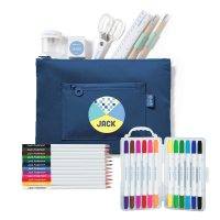 StuckOnYou Personalized School Supply Kit