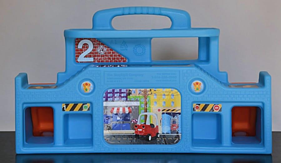 Simplay3 Garage
