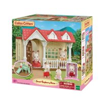 Calico Critters Sweet Raspberry Home,