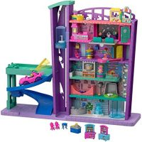 Polly Pocket Mega Mall