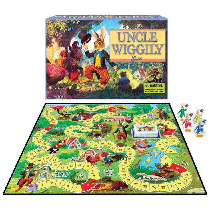 The Uncle Wiggily Game