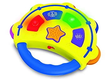 The Learning Journey - Little Tunes Tambourine