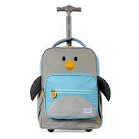 Twise Side-Kick Travel Rolling Backpack