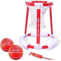 Splash Hoop 360 Floating Pool Basketball Game