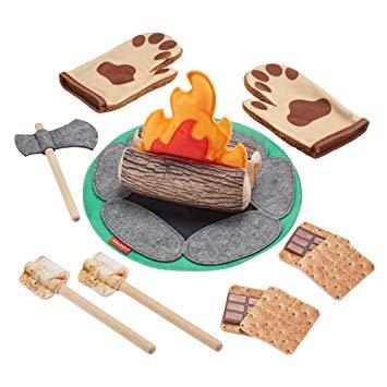 Fisher-Price S'More Fun Campfire