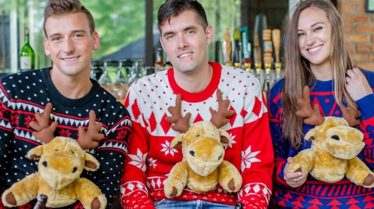 Attending An Ugly Christmas Sweater Party? {UglyChristmasSweater.com Giveaway!}