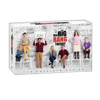 The Big Bang Theory: The Complete Series (Limited Edition Blu-ray + Digital)