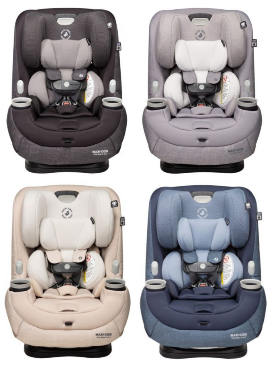 Common Carseat Mistakes That May Be Putting Your Child In Danger! {+ Maxi Cosi Pria Max 3 in 1 Review}