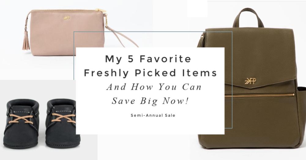 favorite freshly picked items
