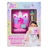 It's So Me! Squishy Unicorn Diary