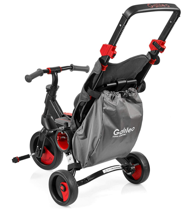 Galileo Premium Strollcycle with Deluxe Canopy Giveaway!
