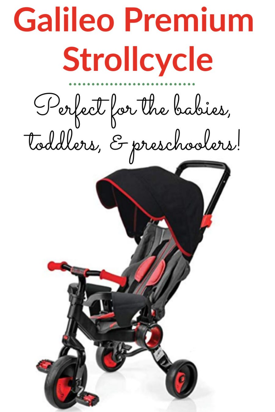 Galileo Premium Strollcycle