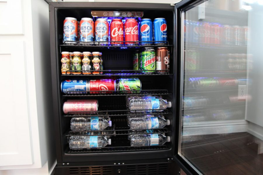"NewAir 24"" Built-in 177 Can Beverage Fridge Review"