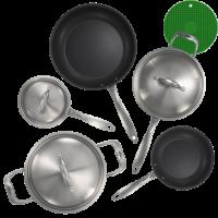 The Abbio Cookware Set