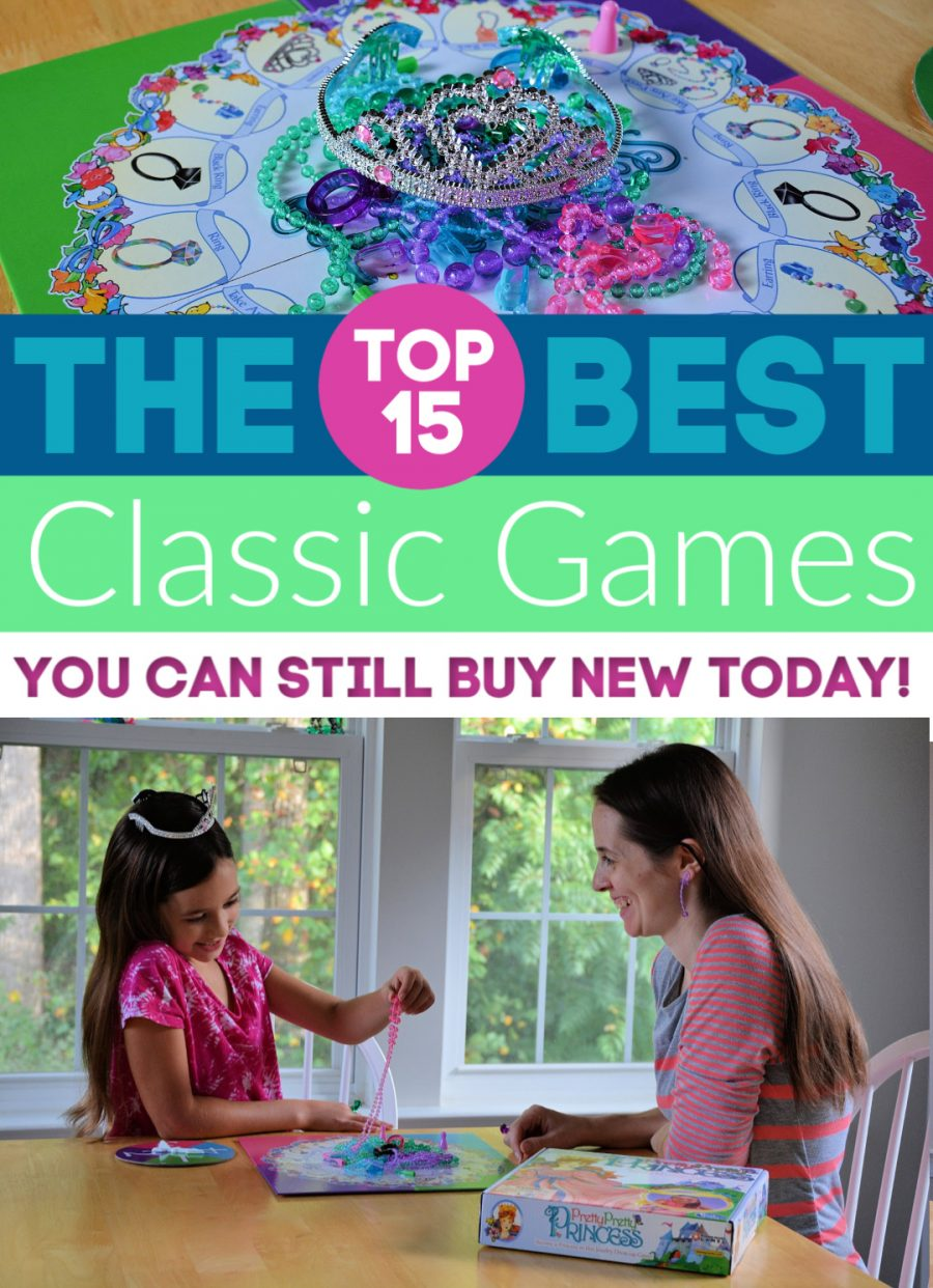 The Top 15 Best Classic Games You Can Still Buy New Today!