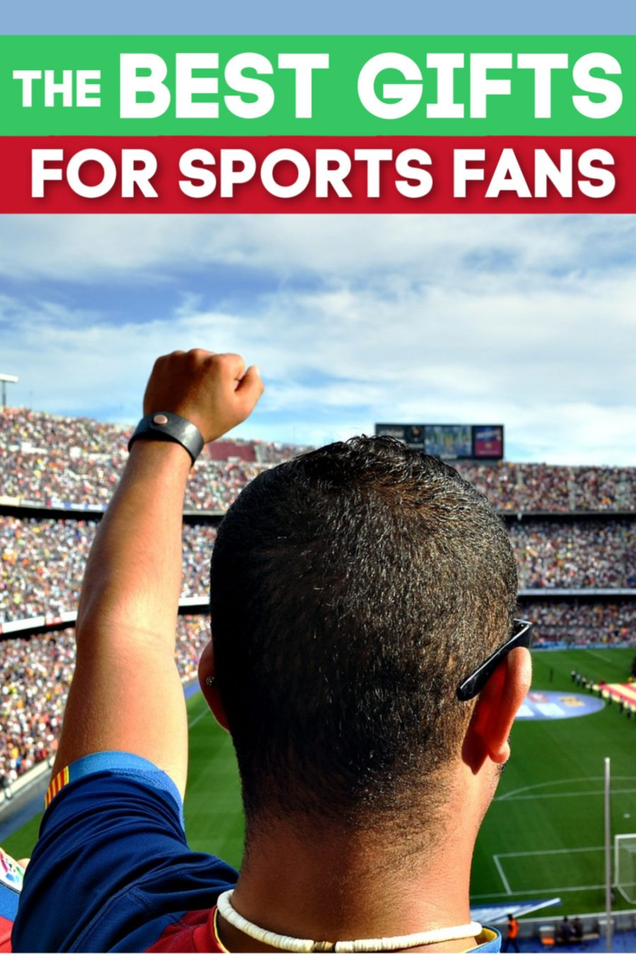 The BEST Gifts for Sports Fans