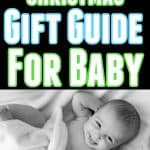 The Ultimate Christmas Gift Guide For Baby