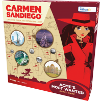 Carmen Sandiego Board Game