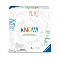 kNOW! Family Board Game