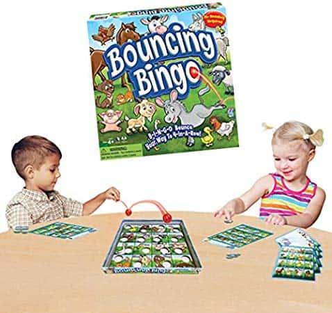Bouncing Bingo