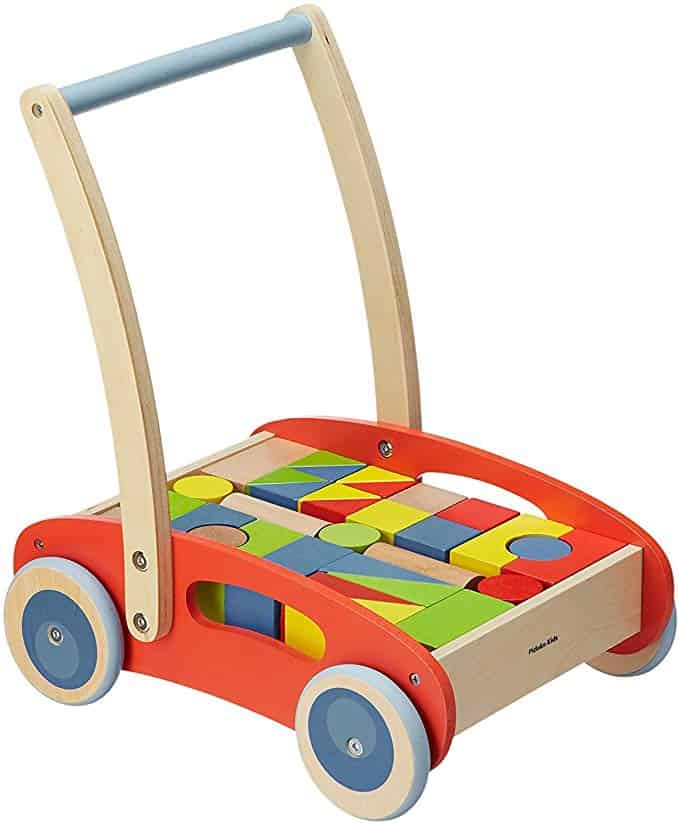 Pidoko Kids Block and Roll Cart