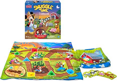 Wonder Forge Disney Snuggle Time Game