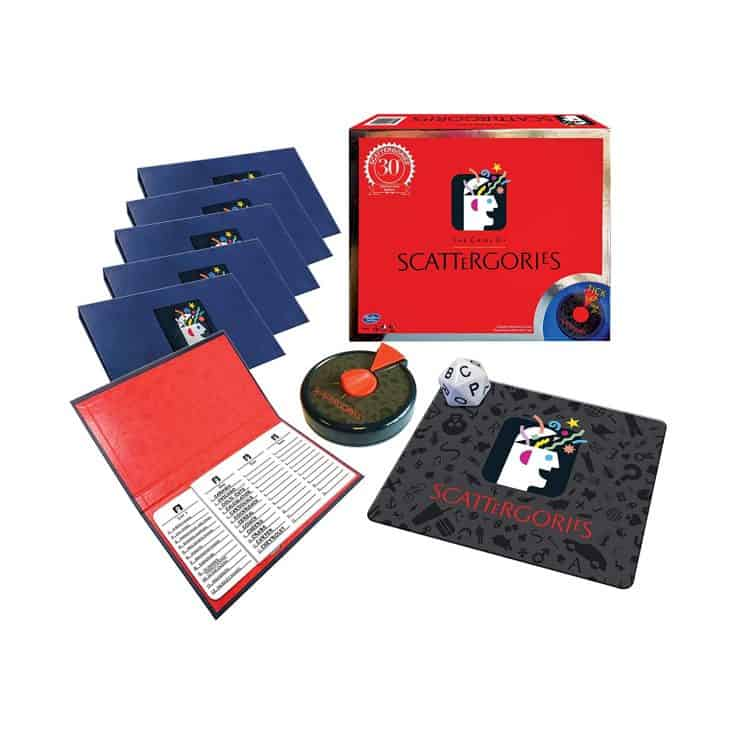 Scattegories 30th Anniversary Edition