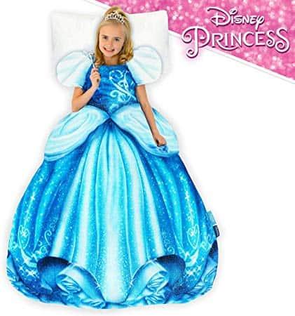 Blankie Tails Cinderella Wearable Blanket