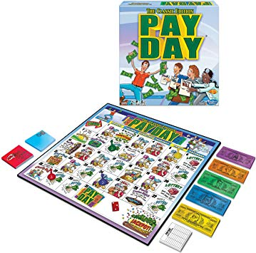 Pay Day, The Classic Edition from Winning Moves Games