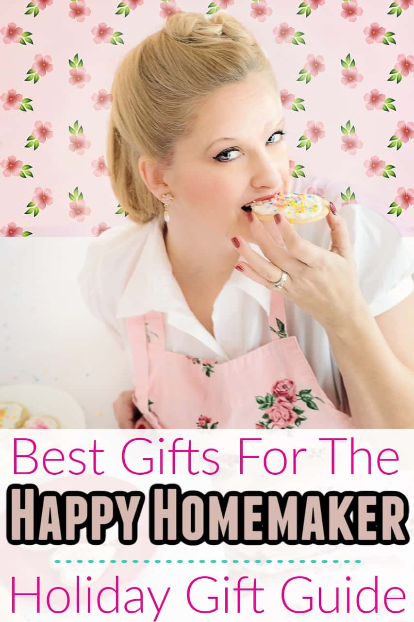 woman eating - Best Gifts For The Happy Homemaker - 2020 Happy Homemaker Gift Guide