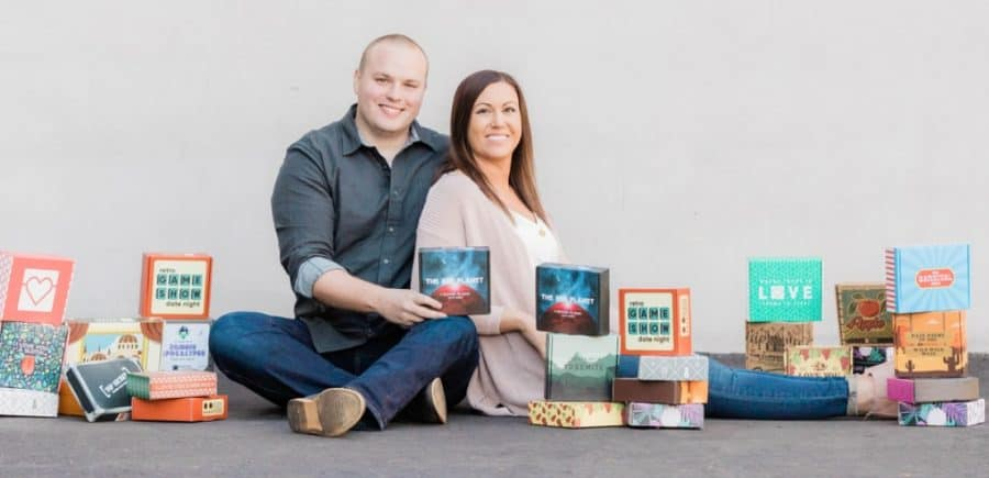 Crated With Love - Date Night In A Box {Giveaway}