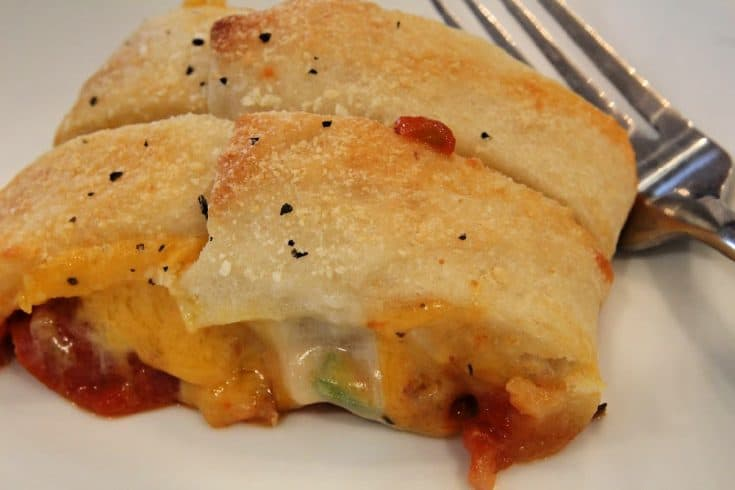 Easy Pizza Calzone Recipe - A Family Favorite