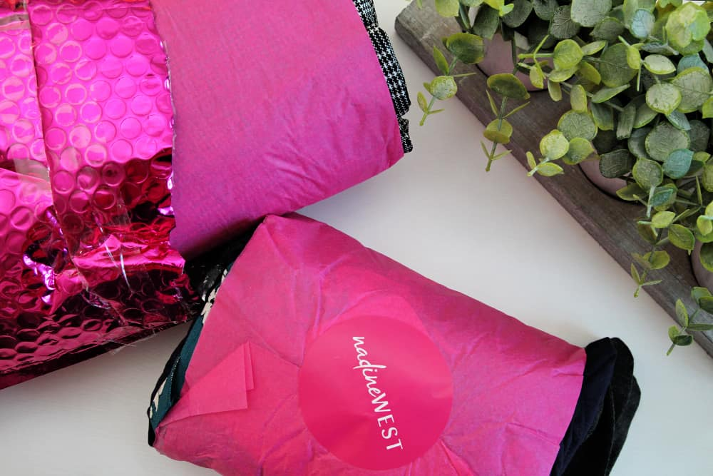 Most Affordable Clothing Subscription - Nadine West December Reveal
