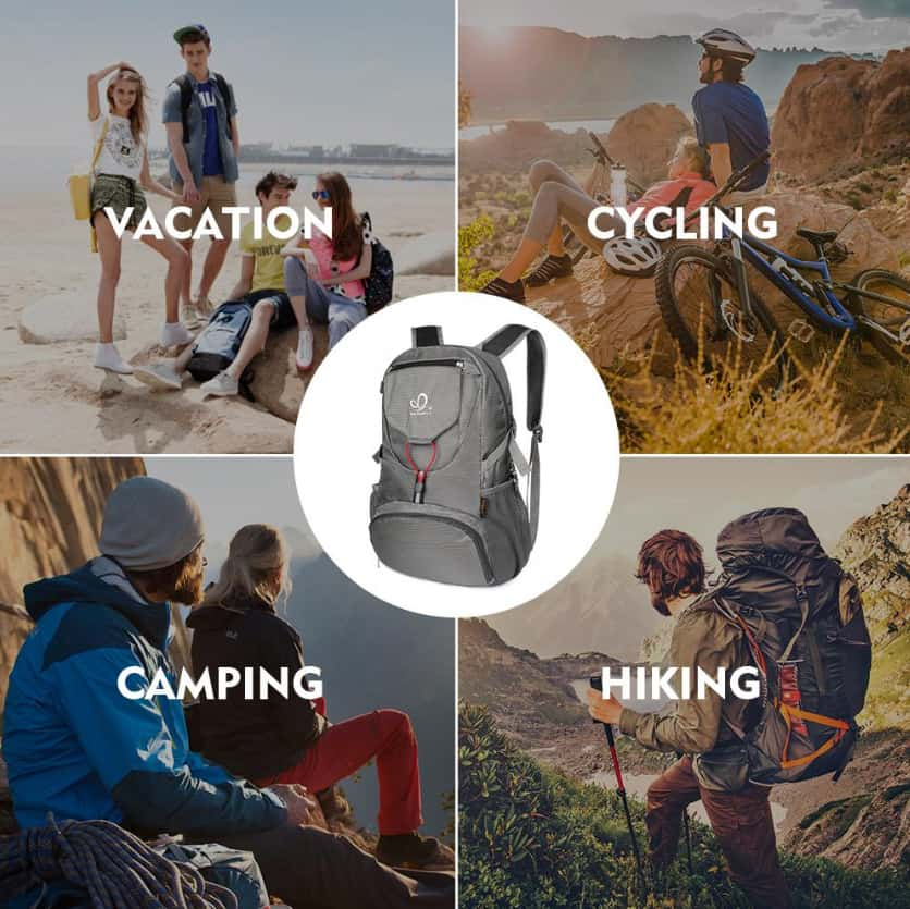 WATERFLY Packable Day Pack Giveaway