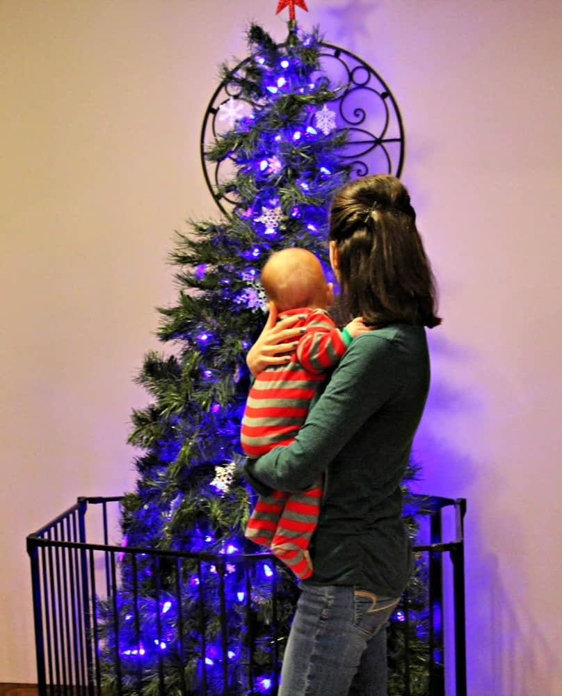 Survive The Holidays As A New Mom