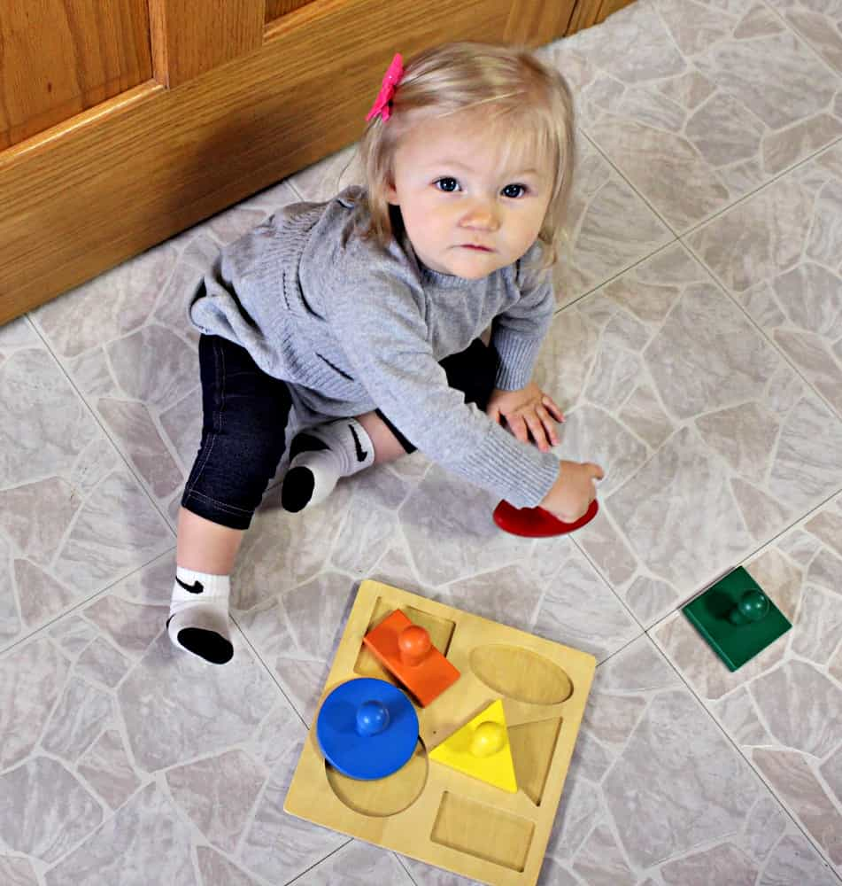 affordable Montessori inspired toy