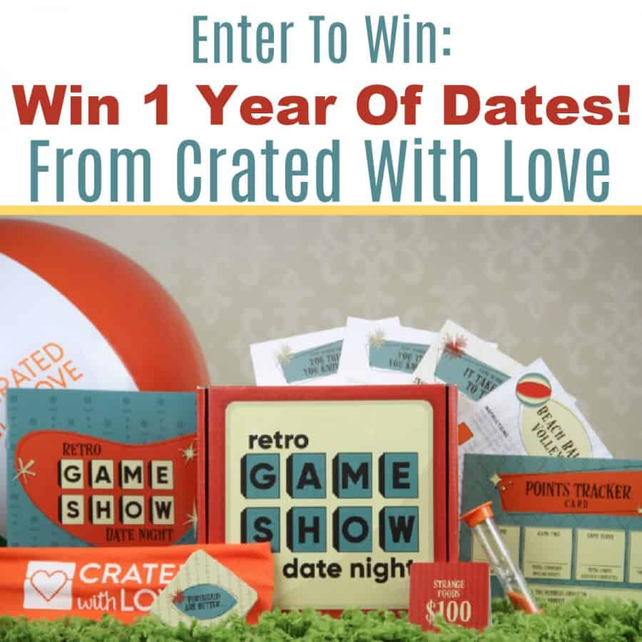 Affordable Date Nights With Crated With Love {+ Discount code + giveaway} 6