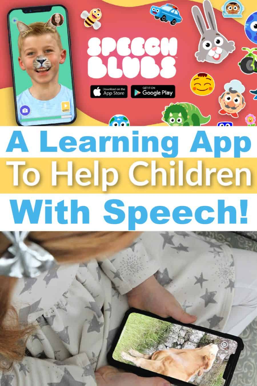 An App That Helps Children Speak - Speech Blubs Review Helps Children Speak - Speech Blubs Review