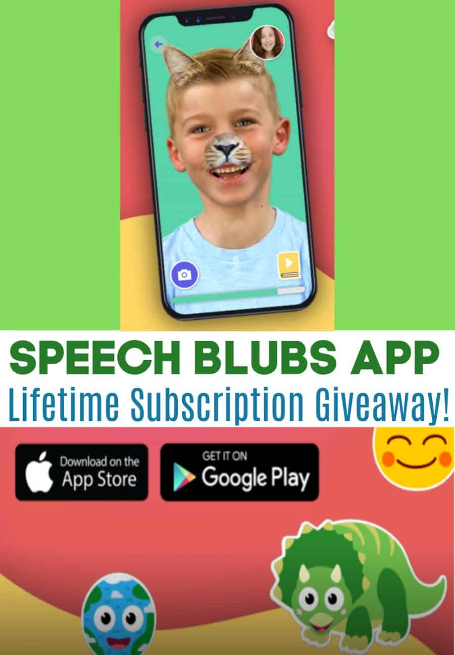 An App That Helps Children Speak - Speech Blubs Review {+ Giveaway!} 20