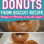Donuts from Biscuit Recipe