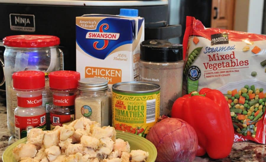 Chicken Tortilla Soup Recipe 2
