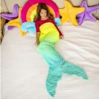 Blankie TailsAqua Mermaid