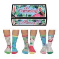 Be Flamazing - Six Odd Socks