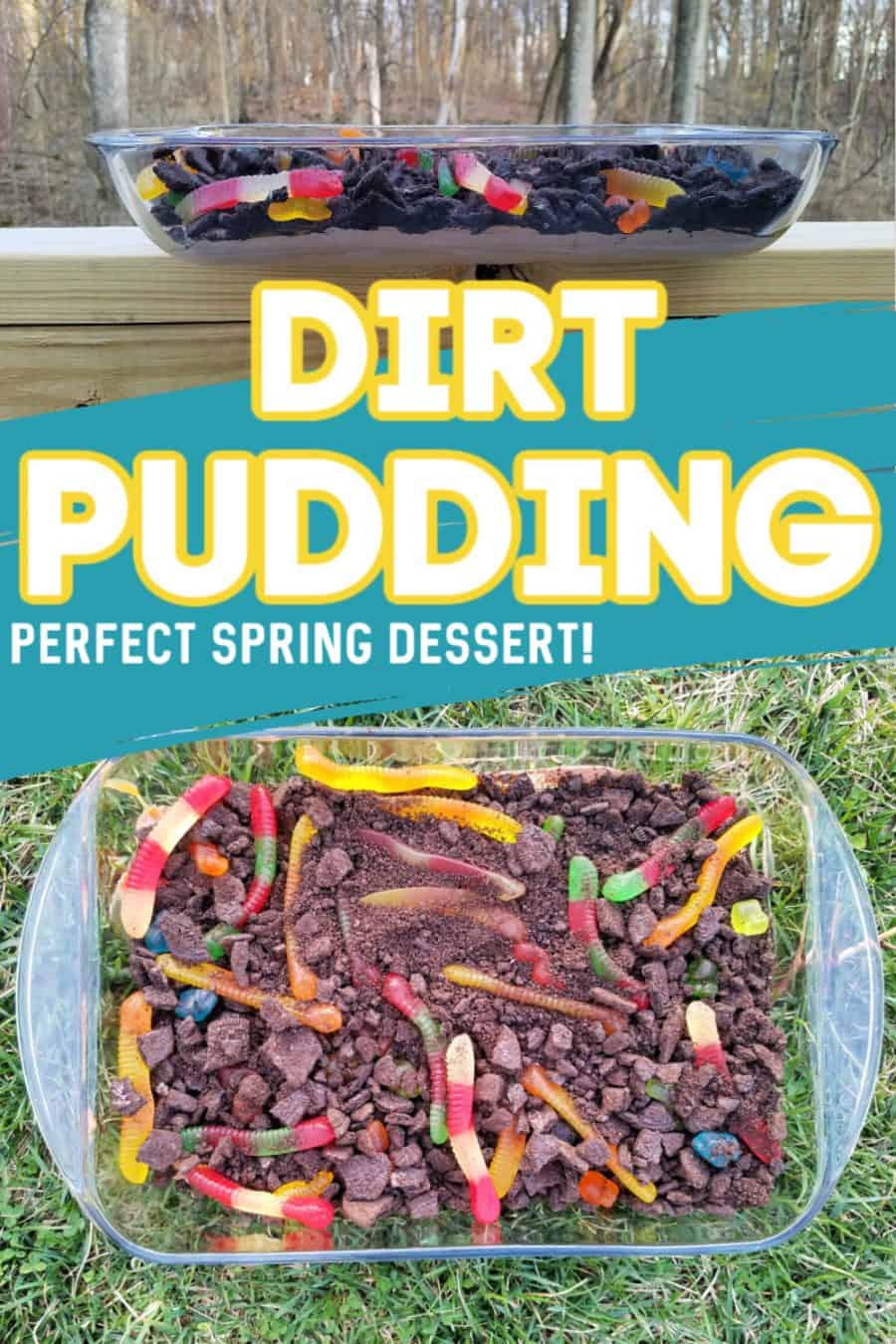 Dirt Pudding Recipe