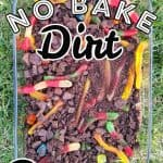 No Bake Dirt Dessert