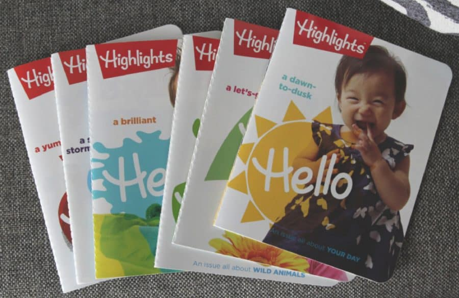 Highlights For Kids Of All Ages - Including Babies! + BIG Sale {Fun With A Purpose}