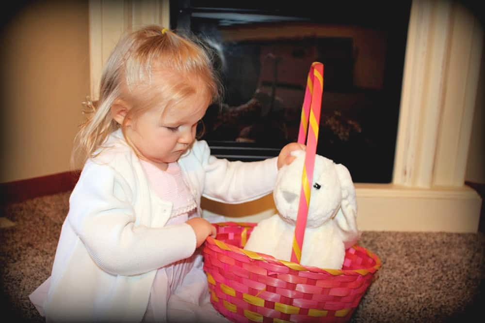 Easter Basket Ideas For Babies and Toddlers