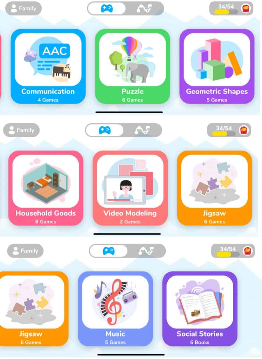 Otsimo _ Special Education ABA Review {Fun Educational App For Kids, Including Those On The Spectrum!}