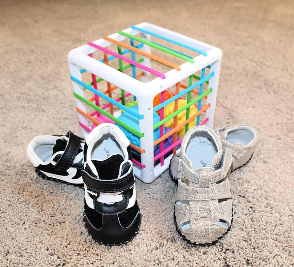 What To Look For When Buying Baby Shoes