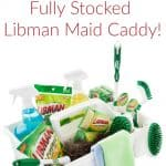 The Libman Company Full Stocked Maid Caddy Giveaway